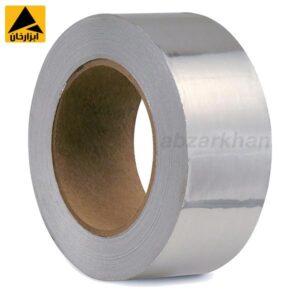 چسب آلومینیومی یکی از محصولات نوین و بیشتر در مصارف تأسیساتی-ساختمانی بخه کار گرفته میشود;