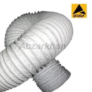 لوله خرطومی انتقال هوا به دلیل انعطاف پذیری در همه ی فضاها جای می گیرد بنابراین در یک پروژه تهویه مطبوع در سقف کاذب نیز می تواند جای بگیرد